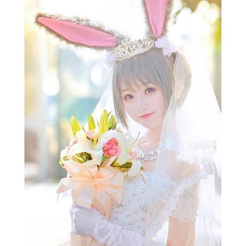 小柔SeeUのコス画像