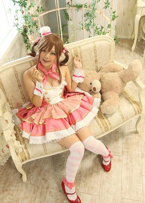 凪さんのコスプレ画像
