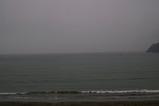6月9日の逗子海岸