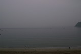 6月11日の逗子海岸