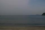 6月14日の逗子海岸