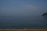 6月10日の逗子海岸