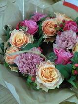 お祝いの花 2