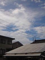 雲の上には〜