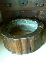 オンコの火鉢