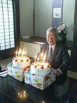 100歳おめでとうございます。