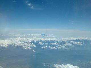 雲の上には・・
