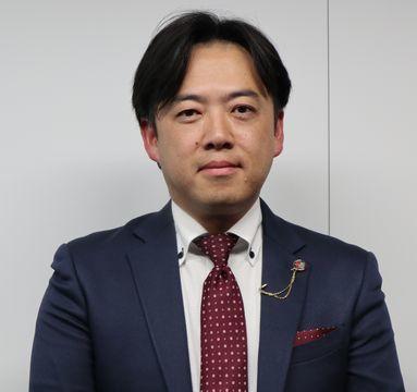 「100%とんこつ不使用ラーメン」開発プロジェクトメンバー・鶴巻氏