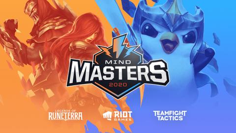 賞金総額1000万円!国内初のTFT/LoR公式大会「Mind Masters 2020」の公式サイトが公開。一般エントリーは5月22日から