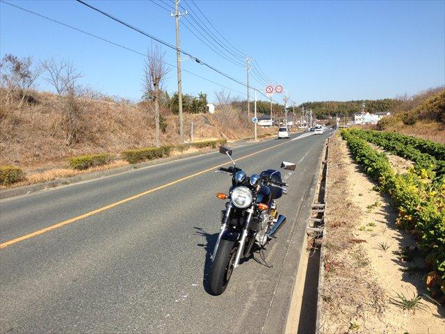 ぶらり知多半島 : バイク道