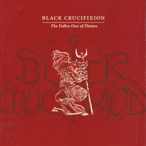 BLACK CRUCIFIXION