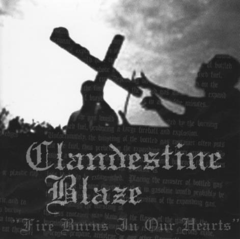 CLANDESTINE BLAZE