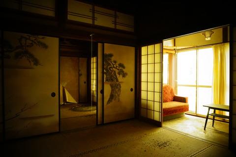安田温泉旅館085