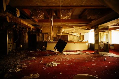 白樺湖グランドホテル(1階・前編)