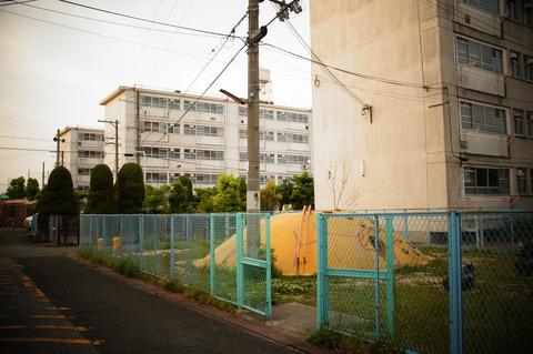 大阪市営矢田住道住宅