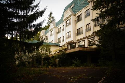 白樺湖グランドホテル