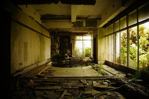 三州園ホテル(1階・後編)