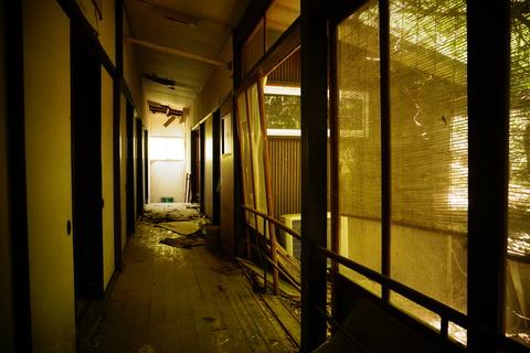 安田温泉旅館100