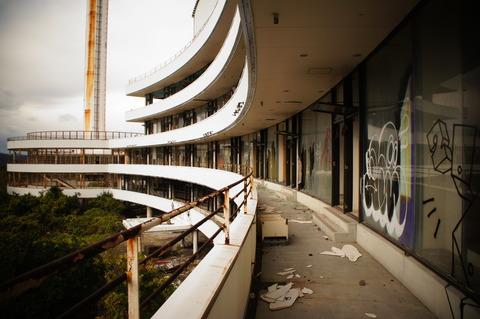ホテル ラ・レインボー(3階・前編)