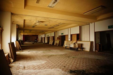 都井岬グランドホテル(地下1階・中編)
