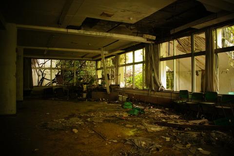 朝鮮学校(1階・後編)