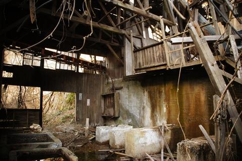 竜山鉱山(前編)