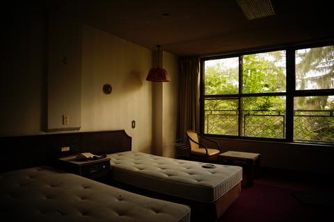 白樺湖グランドホテル(2階・前編)
