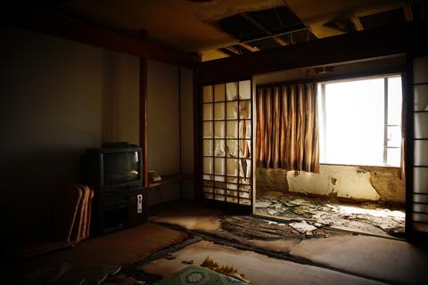 都井岬グランドホテル(1階・後編)