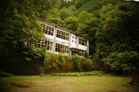 東ノ川小中学校004