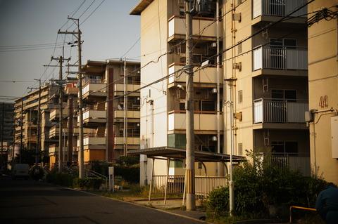 大阪府営瓜破住宅