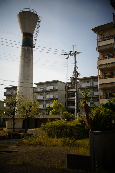 大阪府営高野大橋住宅