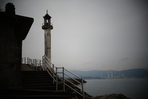 新和歌浦廃灯台