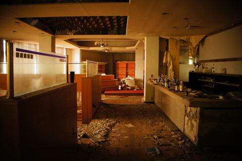 ホテル 寒霞渓荘(本館1階・前編)