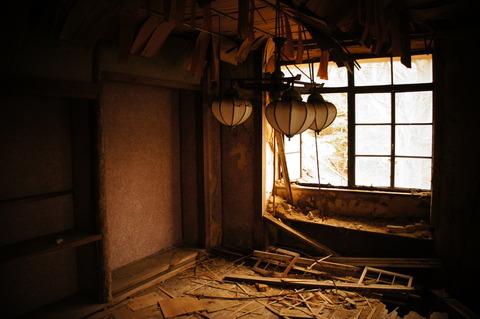 摩耶観光ホテル(1階・後編)