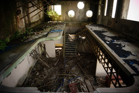 都井岬磯観光ホテル(2階・後編)