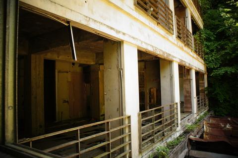 笠置観光ホテル(2階と、3階)