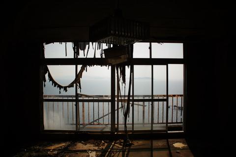 黒潮荘(4階、そして5階と6階)