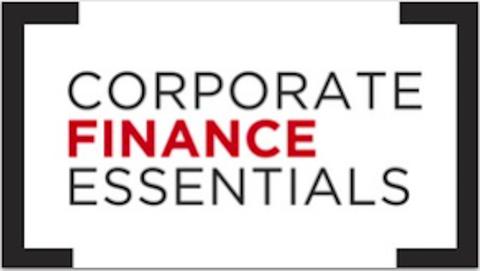 MOOC Coursera Corporate Finace Essentials