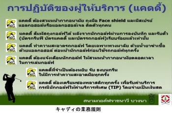 ゴルフルール6