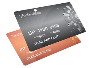 Thailand Elite Card