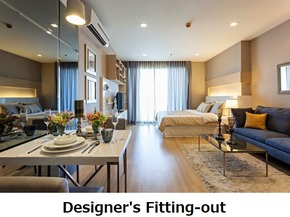 Designer's Fit-out