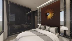 2ベッドルームデザインCG