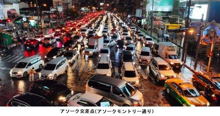 バンコクの渋滞2