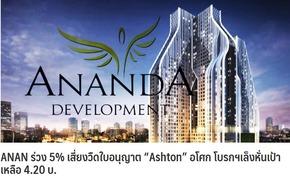 Ananda Report