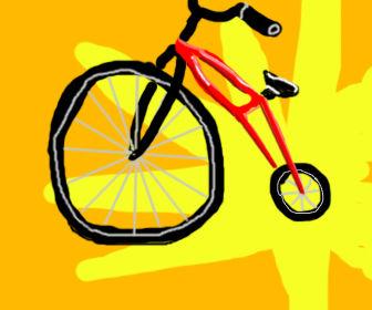 flying bikeのコピー