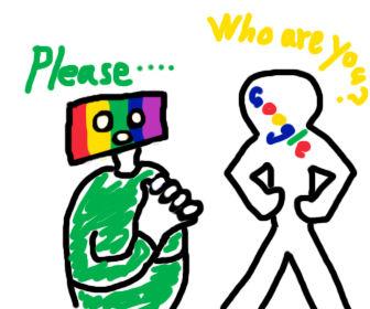 please googleman