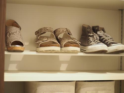 靴箱掃除3