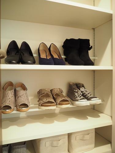 靴箱掃除1