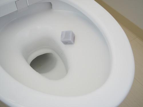 トイレ掃除7