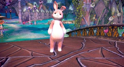 きぐるみウサギ(頭)